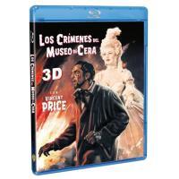 Los crímenes del museo de cera - Blu-Ray + 3D