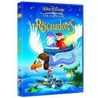 Los rescatadores - DVD