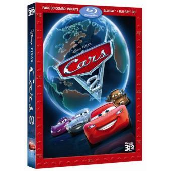 Cars 2 - Blu-Ray + 3D