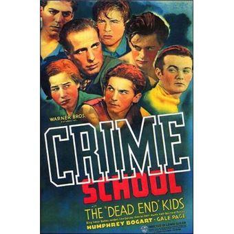 Crime School V.O.S. - DVD