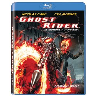 Ghost Rider: El motorista fantasma - Blu-Ray