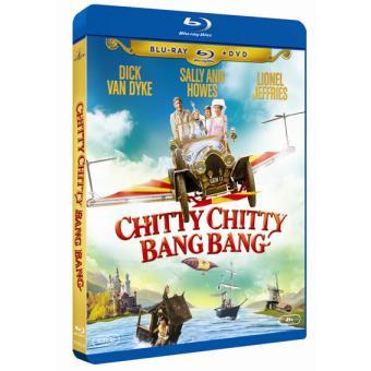 Chitty Chitty Bang Bang - Blu-Ray + DVD