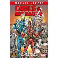 Cable y Masacre 2. Civil War