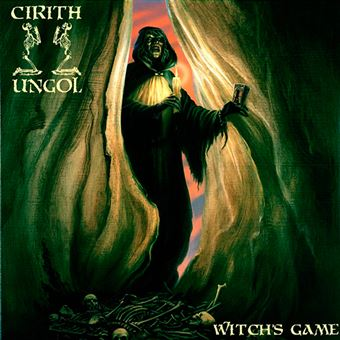 Witch's Game - Single en vinilo