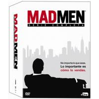 Pack Mad Men  Serie Completa - DVD
