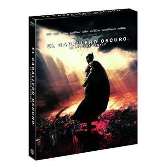 El caballero oscuro renace - Blu-Ray + Cómic