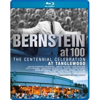 Bernstein At 100  - Blu-Ray