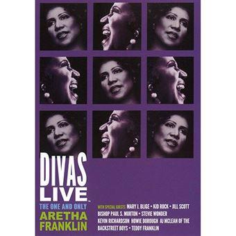 Divas Live - DVD