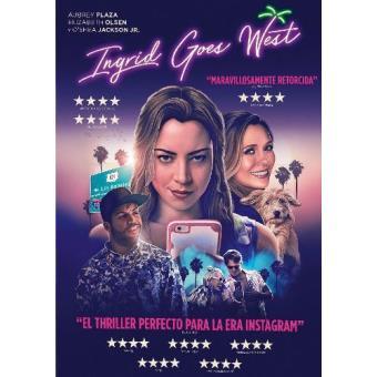 Ingrid Goes West - Blu-Ray