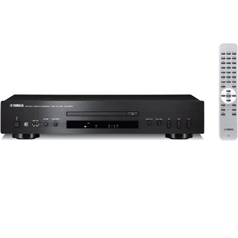 Yamaha CD-S300 Reproductor de CD Negro