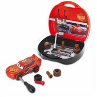 Caja de herramientas + Coche Cars Kit