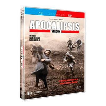 Apocalipsis: Verdún - Blu-Ray + DVD