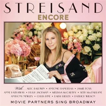Encore: Movie Partners Sing Broadway (Ed. deluxe)