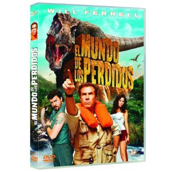 El mundo de los perdidos - DVD