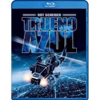 Trueno azul - Blu-Ray