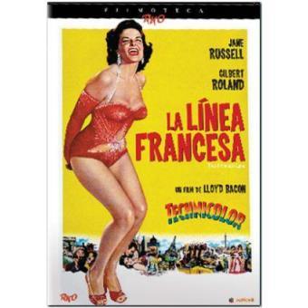 La línea francesa - DVD