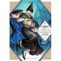Atelier of witch hat 6-ed limitada