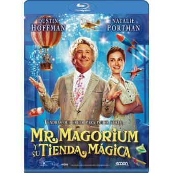 Mr. Magorium y su tienda mágica - Blu-Ray