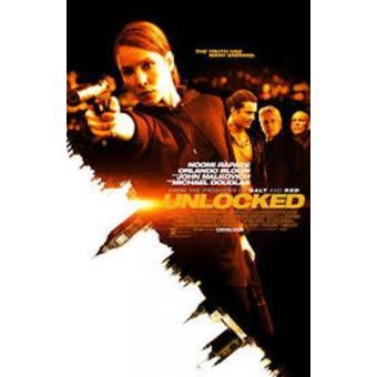Código abierto (Unlocked) - DVD