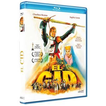 El Cid - Blu-Ray
