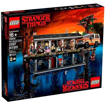 LEGO Stranger Things 75810 Mundo del Revés