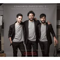 Concerto Zapico - Vol. 2 - Forma Antiqva plays Spanish Baroque Dance Music
