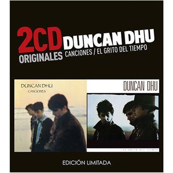 Canciones / El Grito del Tiempo - 2 CDs