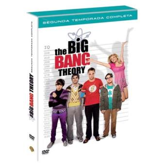 The Big Bang TheoryThe Big Bang Theory - Temporada 2 - DVD