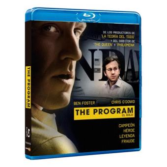 The Program - El ídolo - Blu-Ray
