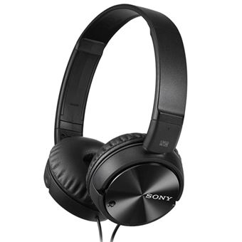 Auriculares Noise Cancelling Sony MDR-ZX110NA Negro
