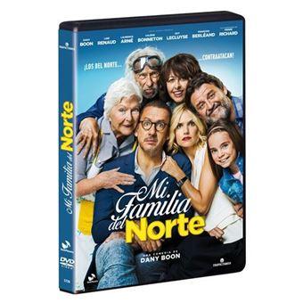 Mi familia del norte - DVD