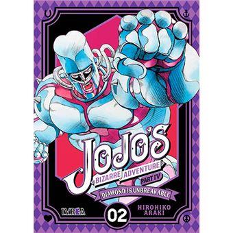 Jojo's Bizarre Adventure 4 - Diamond is Unbreakable 2