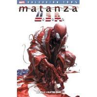 Matanza USA. 100% Marvel