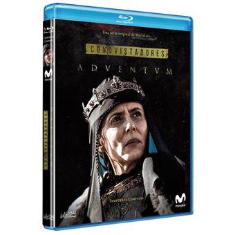 Conquistadores: Adventum - Temporada 1 - Blu-Ray