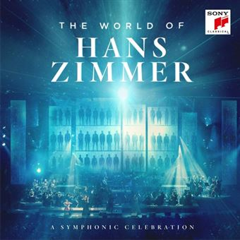 The World Of Hans Zimmer-A Symphonic Celebration - Triple vinilo