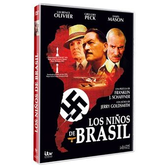 Los niños de Brasil - DVD