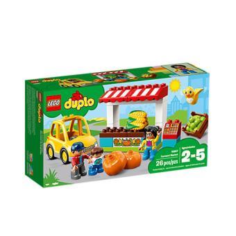 LEGO DUPLO Town 10867 Mercado de la granja