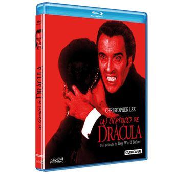 Las Cicatrices de Drácula - Blu-Ray