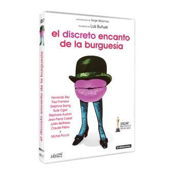 El discreto encanto de la burguesía - DVD
