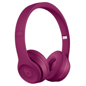 Auriculares Bluetooth Beats Solo3 Rosa