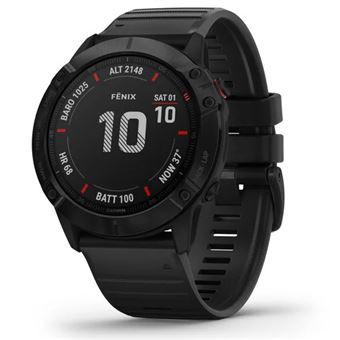 Smartwatch Garmin Fénix 6X Pro Negro