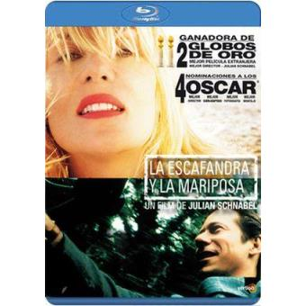 La escafandra y la mariposa - Blu-Ray