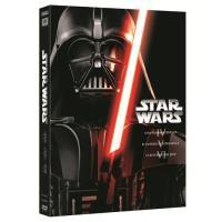 Pack Star Wars. Trilogía clásica: Episodios IV, V y VI - DVD
