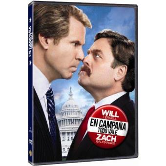 En campaña todo vale - DVD