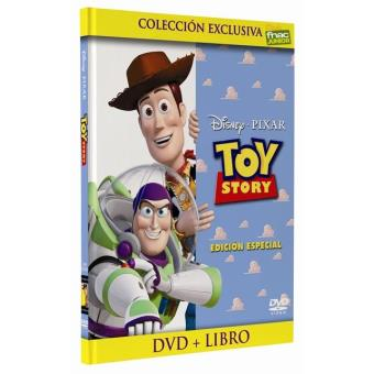 Toy Story - Exclusiva Fnac - DVD + Libreto