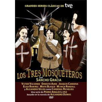 Pack Los tres mosqueteros - DVD