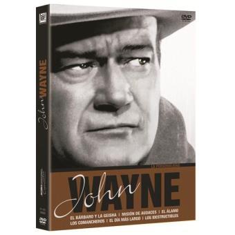 Pack John Wayne - DVD