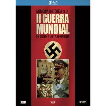 Pack Memoria de la II Guerra Mundial - Blu-Ray
