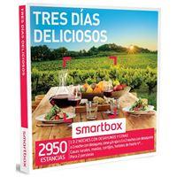 Caja regalo Smartbox - Tres días deliciosos