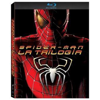 Pack Spider-Man: Trilogía - Blu-Ray